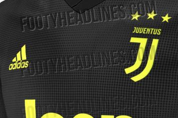 new style d353d 96e3f Gallery: Juventus' third kit for the 2018/19 season ...