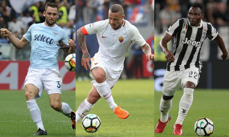 Nainggolan dopo de Vrij e Asamoah: nasce l'Inter da scudetto, bravo Ausilio