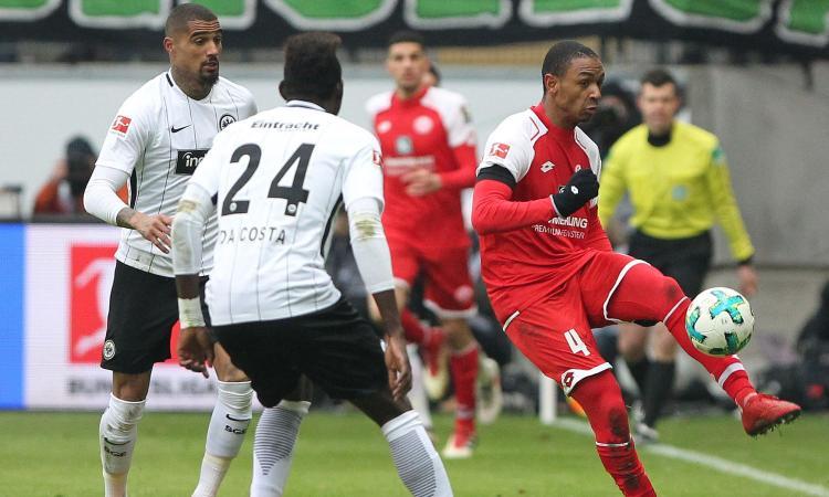 Lione, 20 milioni per un difensore del Mainz
