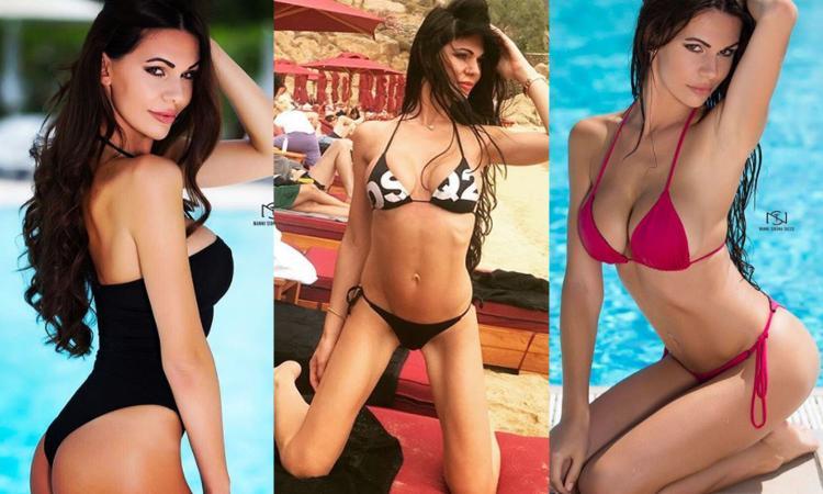 Erjona, l'ex di Dzemaili in topless a Fuerteventura, la FOTO è clamorosa!