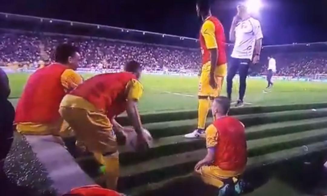 Il calcio che non c'è più: vergogna e amarezza!