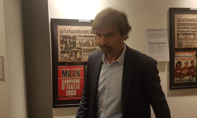 Galli: 'Non ho accettato i ricatti di Mirabelli e Fassone! Milan, sei da Champions. Sarà l'anno di Cutrone'