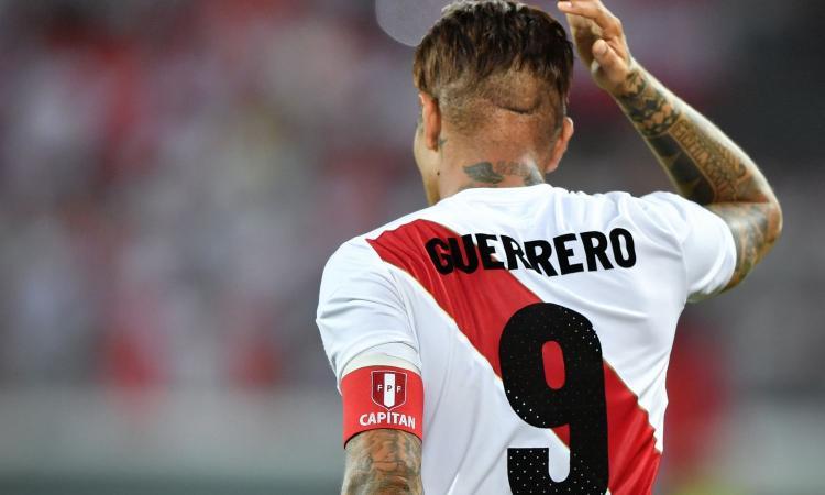 Internacional, UFFICIALE: preso Guerrero dal Flamengo