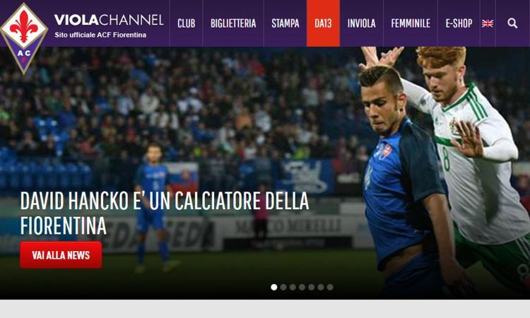 Fiorentina, UFFICIALE: preso Hancko