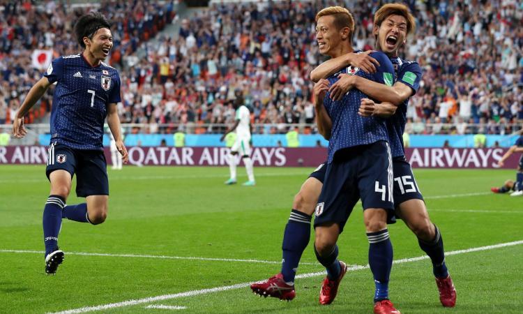 Il Giappone non muore mai: Honda riacciuffa il Senegal, finisce 2-2