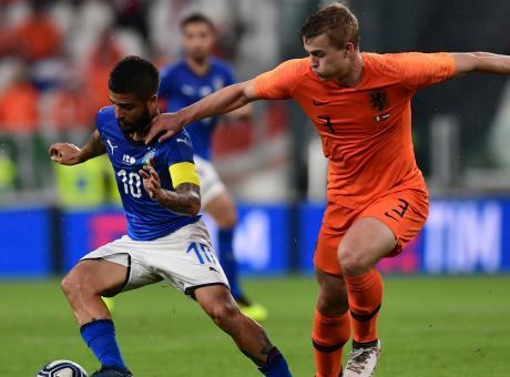 De Ligt-Juve, il primo contatto dopo un Italia-Olanda allo Stadium. L'intervista a CM: 'La Juve è il top, mi piace Torino'