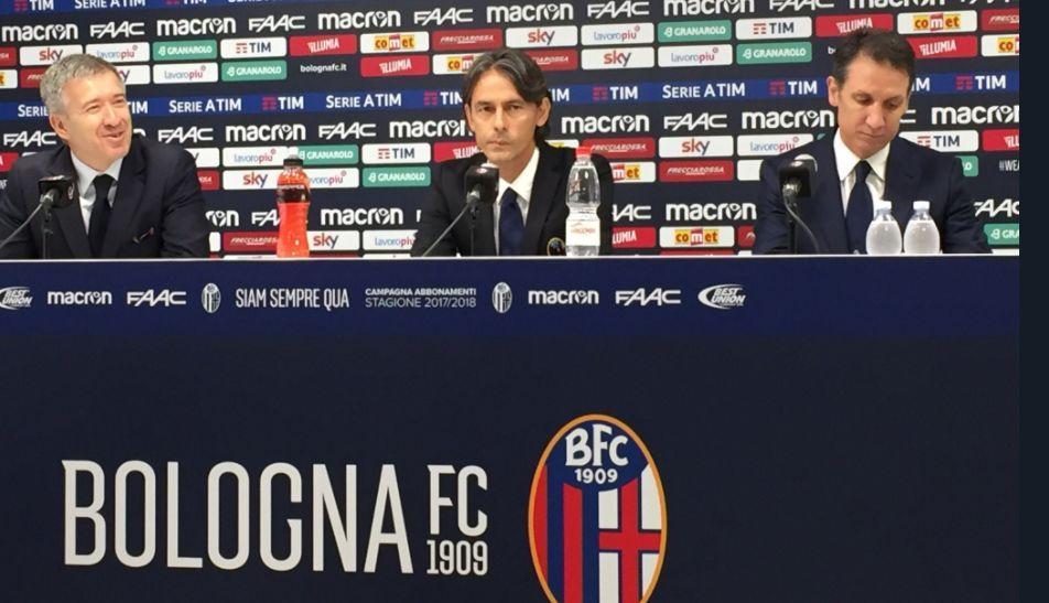 Bologna, tegola Inzaghi: giocatore out, salta anche l'Inter