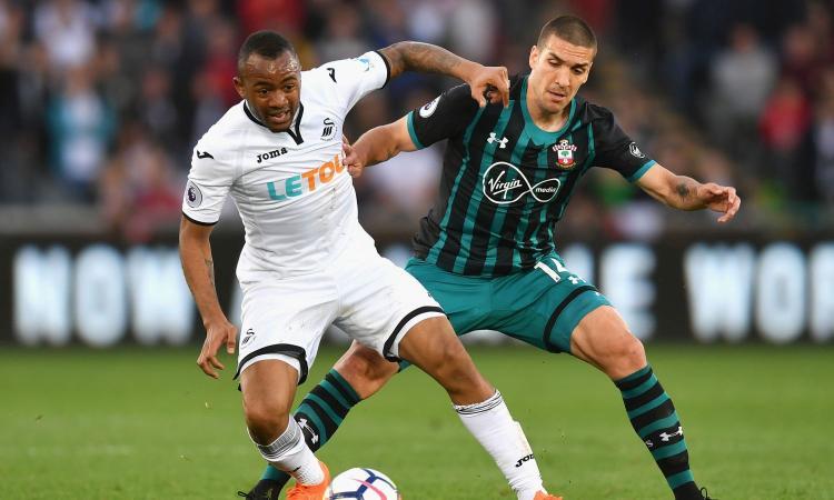 Swansea: offerta da 8 milioni per Ayew