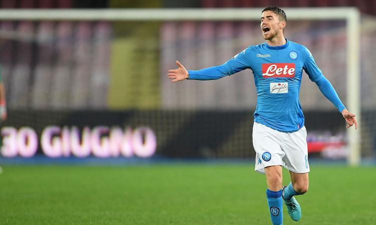 Napoli: nuova offerta per Jorginho dal Manchester City