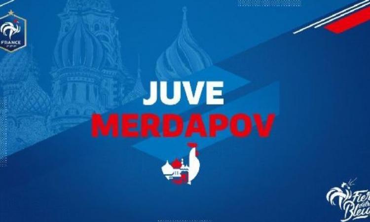 Francia, caos social: sul Twitter ufficiale un'offesa alla Juve
