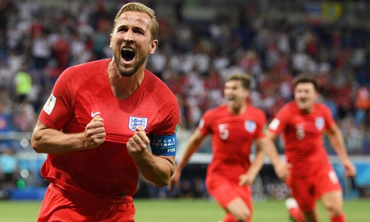 Kane è la risposta a CR7: segna quando conta, con lui l'Inghilterra va lontano