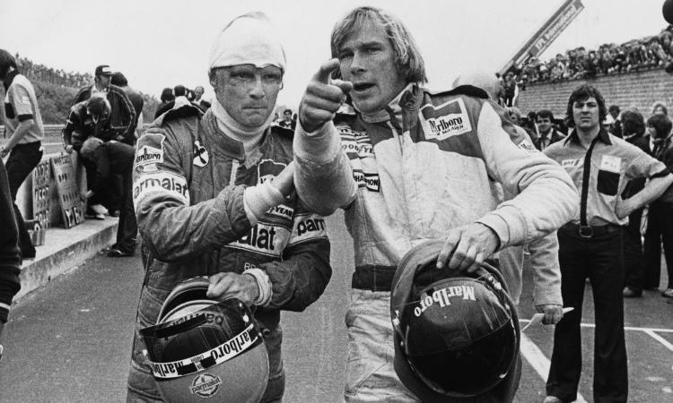 Lauda è morto, Lauda è vivo!