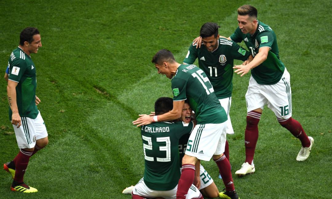 Ecco il muro del Messico,la Germania delude come l'Argentina