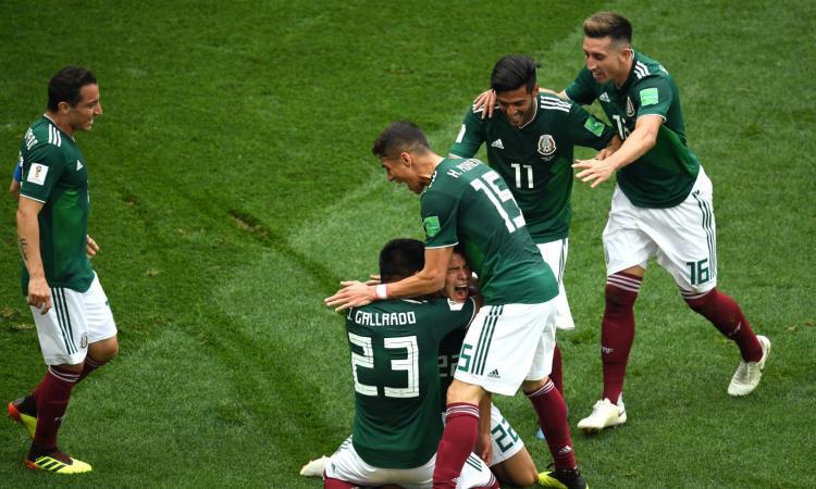 La Germania di Low stecca la prima: 1-0 del Messico, Kroos e Brandt al palo