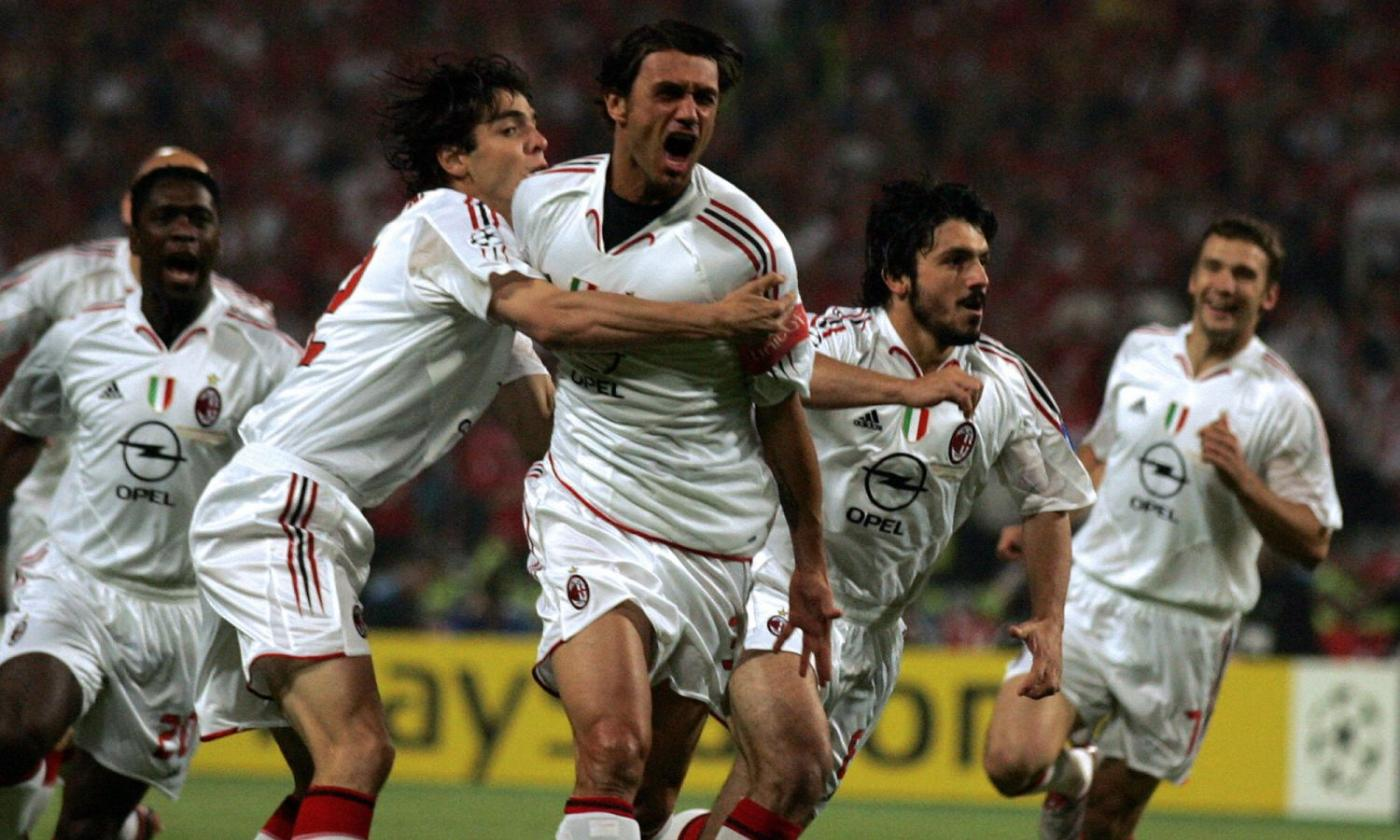 Salah's goal in the UCL final was quick, but Maldini holds the ...