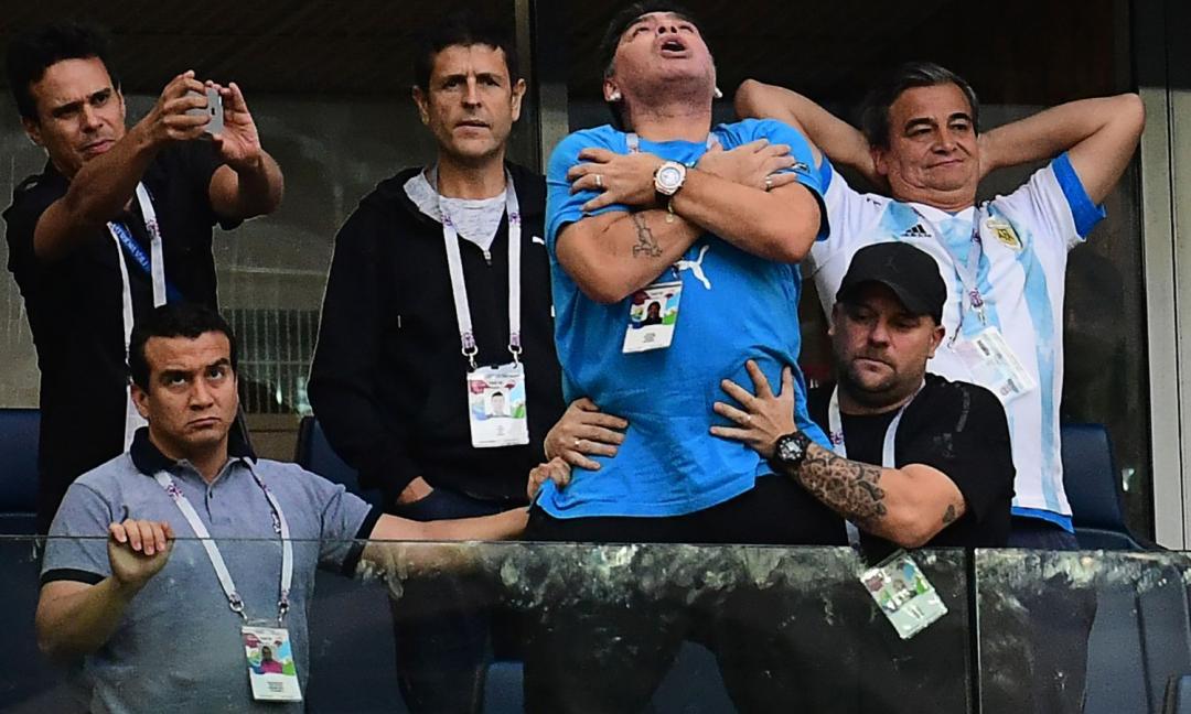 Meno Maradona più Zanetti