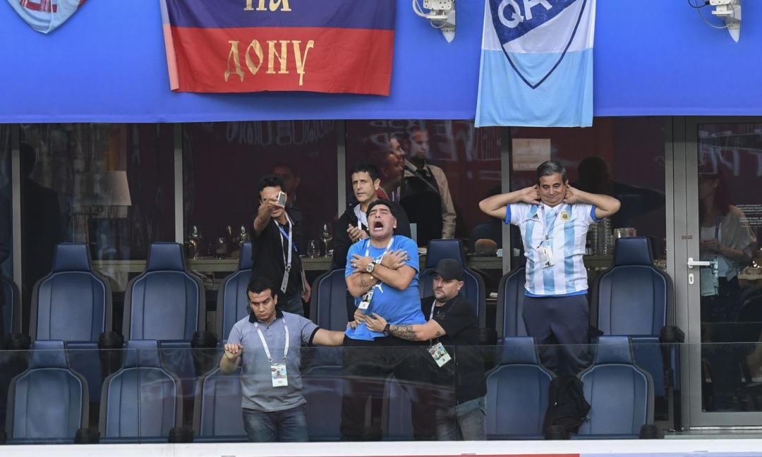 Il male argentino? Maradona! Ecco perché