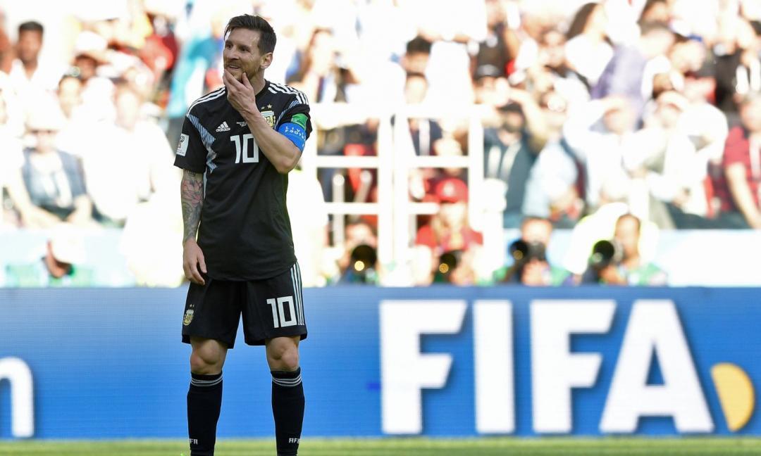 Non sparate sul soldato Messi (non ancora)