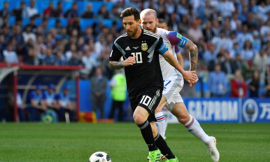 Messi non tramonta mai