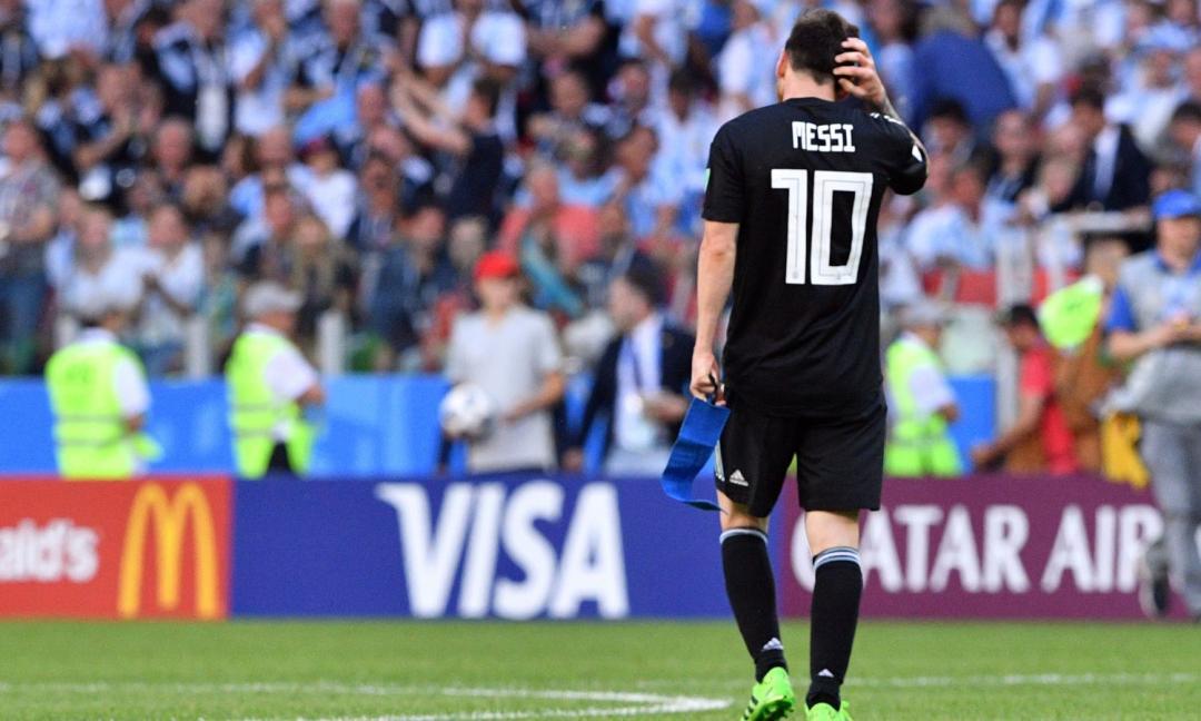 Messi non è solo, non è scarso e nemmeno finito!