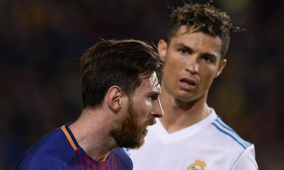 Messi-C. Ronaldo: l'evoluzione del confronto