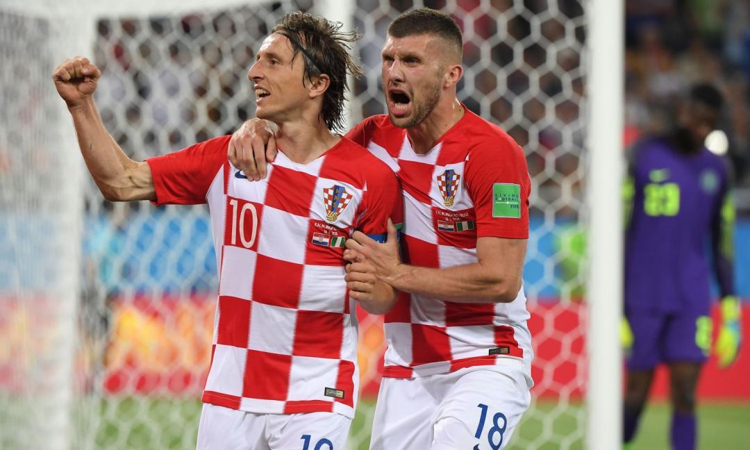 Questa Croazia può tutto e se gioca con questa cattiveria...