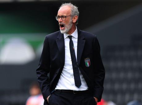 Italia U20, Nicolato: 'Qualche dubbio sul gol annullato, c'è grande delusione'