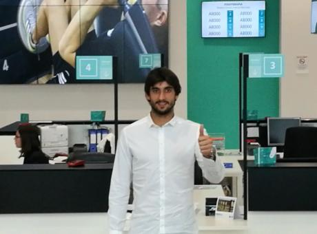 What does the Perin signing say about Juventus?