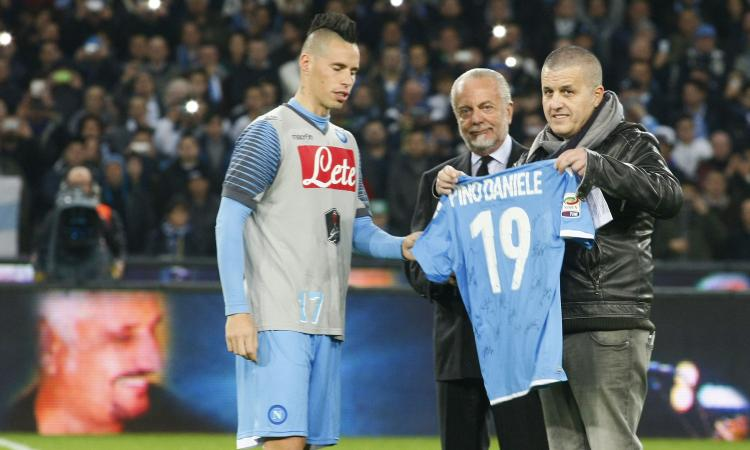 Napoli ricorda Pino Daniele: occasione persa come per lo scudetto VIDEO