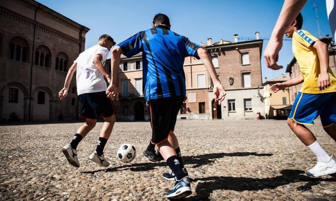 Calcio da Strada: i Comandamenti