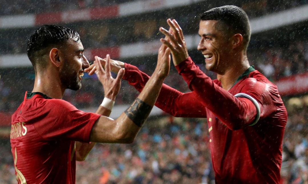 Portogallo-Spagna primo big match del mondiale