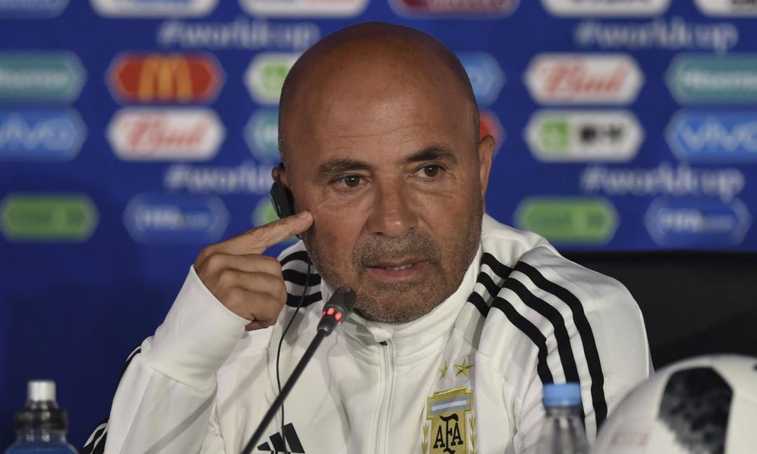 Caos Argentina: Aguero vs Sampaoli