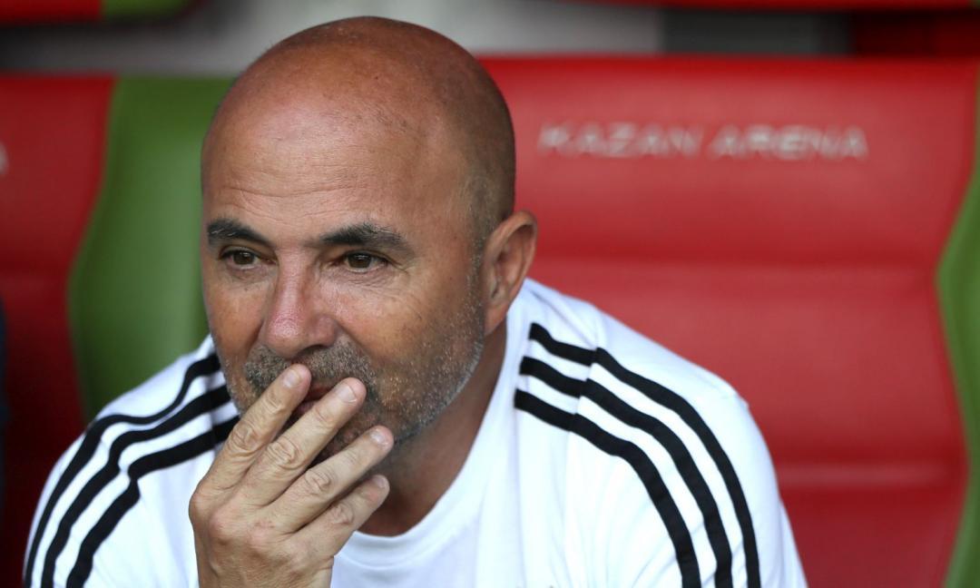 Jorge Sampaoli pronto per la Roma?