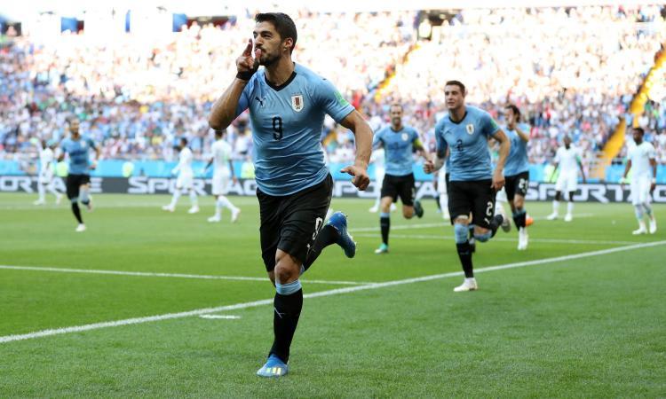 Basta Suarez: 1-0 all'Arabia Saudita, Uruguay agli ottavi di finale