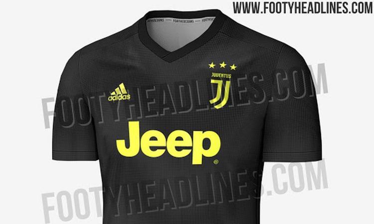 Seconda Maglia Juventus nazionali