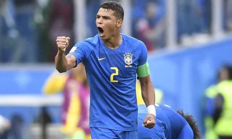 Brasile, Thiago Silva contro Neymar: 'Mi ha insultato, sono triste'