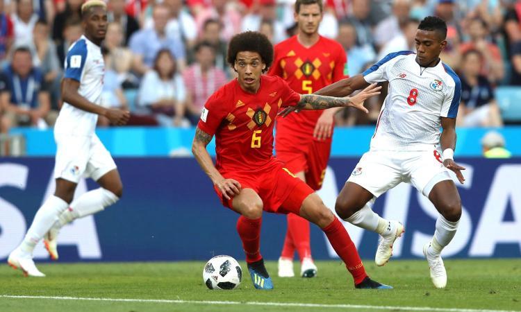 Belgio, Witsel fa 100: 'Hazard esempio di calma' VIDEO