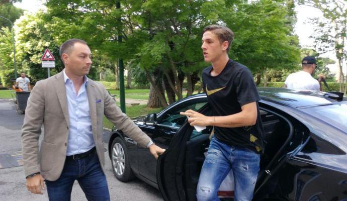 Zaniolo, parla il padre: 'La Fiorentina ci disse che non era all'altezza della Primavera'