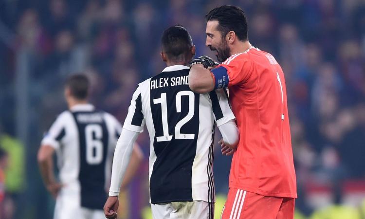 Da Alex Sandro a Buffon: il PSG guarda Juve e Italia per vincere la Champions