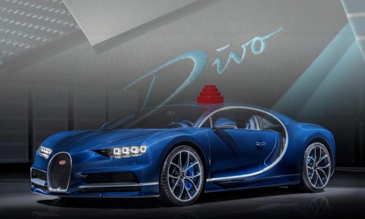 PIT STOP: Bugatti Divo, hypercar da 5 milioni di euro FOTOGALLERY