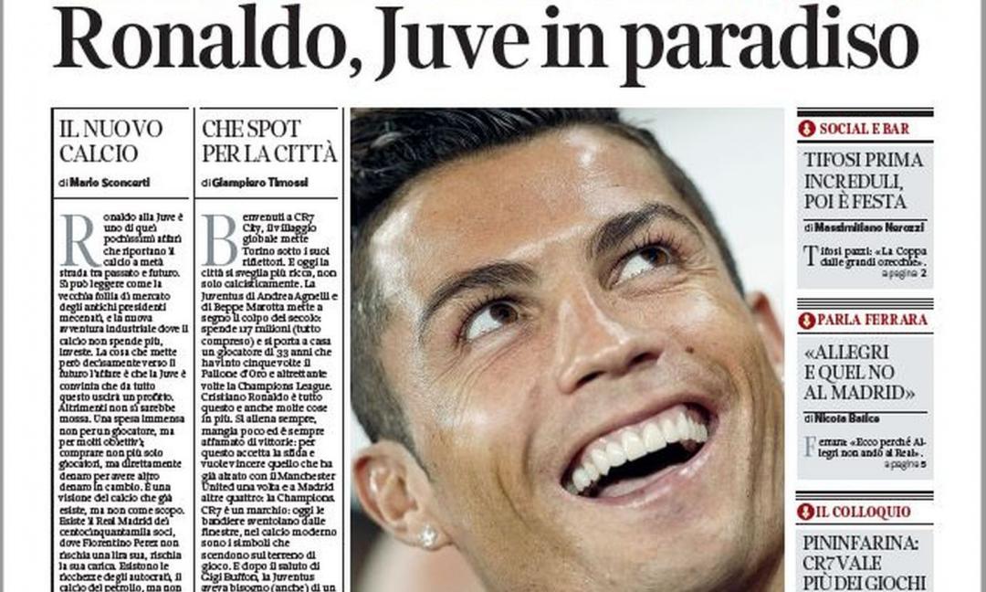L'Italia non è la CINA! Gli operai della Fiat Vs Ronaldo!