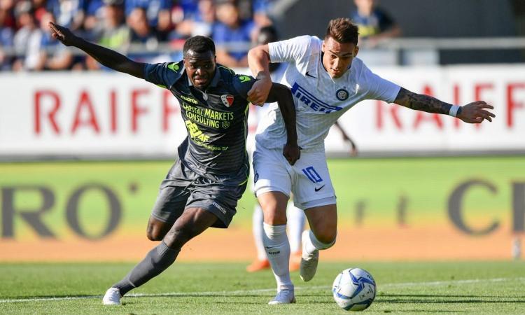 Inter imballata: sconfitta 2-0 dal Sion. Spalletti perde Nainggolan per infortunio