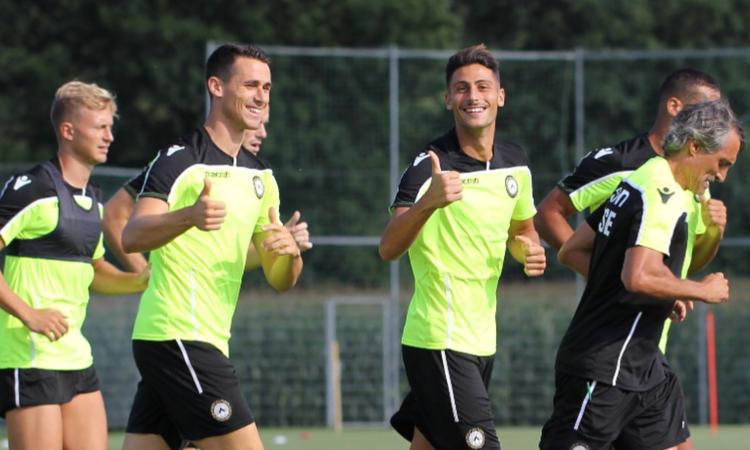 Udinese, Mandragora: 'Importante ripartire'