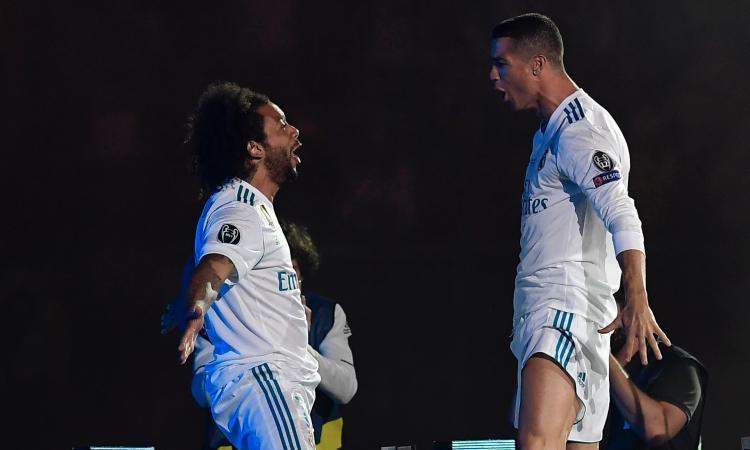 Juve, Marcelo saluta Ronaldo: '10 anni fantastici, ma saremo di nuovo insieme!'
