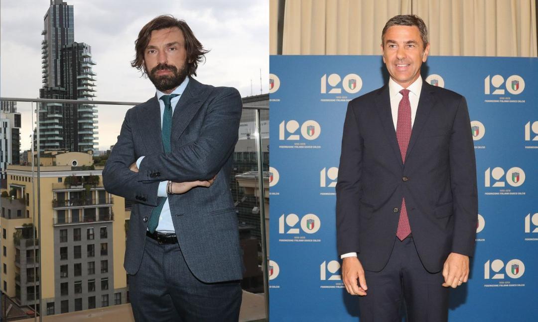 FIGC-PIRLO, ennesima vergogna italiana!