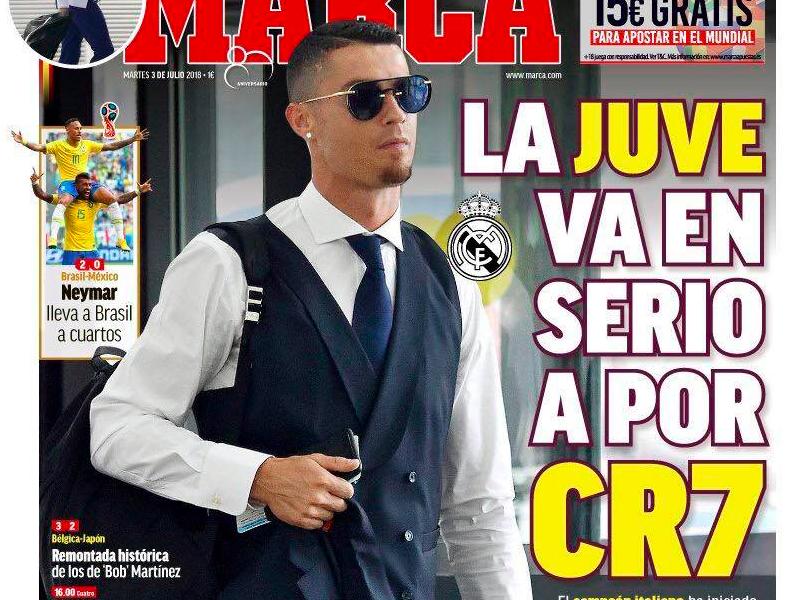 Ronaldo-Juve: ecco come si può fare!