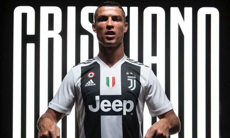 Juve: la foto di Ronaldo è la quinta con più like di sempre su Instagram