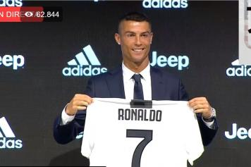 Juve  Cristiano Ronaldo s shirts are sold out aa0b08190