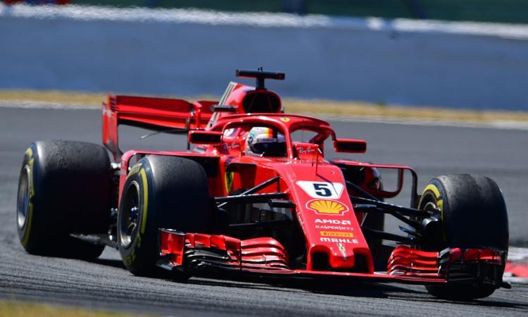 Formula 1, Vettel trionfa a casa di Hamilton: è suo il GP di Silverstone!