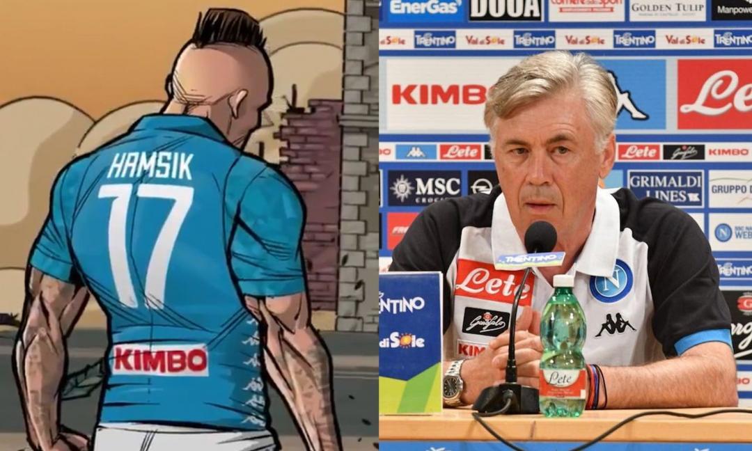 Napoli: dalla Serie C ad Ancelotti allenatore